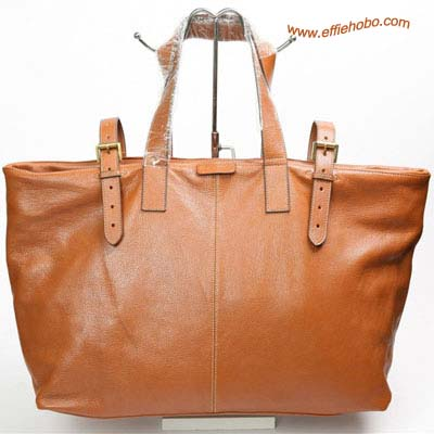 Mulberry East west Balthazar Leather Tote Bag Oak