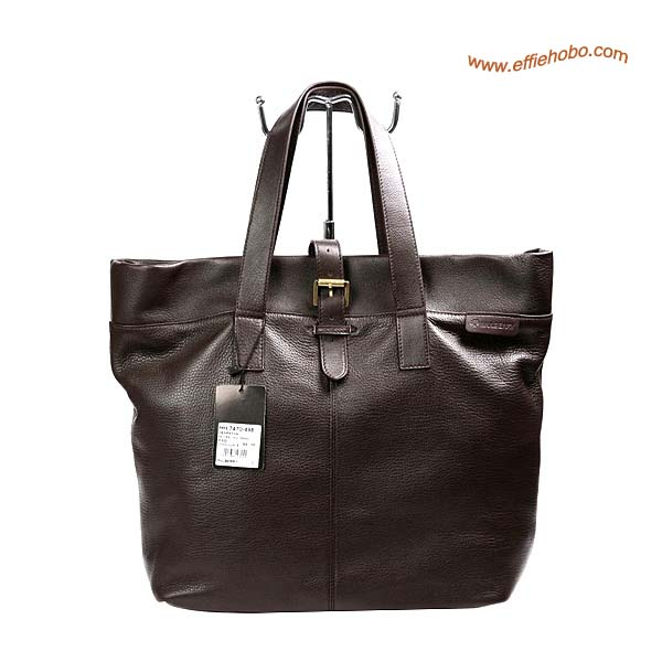 Mulberry Balthazar Leather Tote Bag Brown