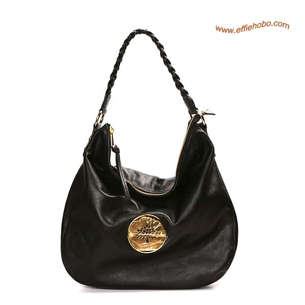 Mulberry Daria Shoulder Bag Black