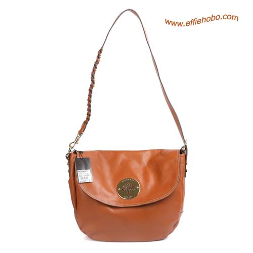 Mulberry Daria Leather Satchel Bags Oak