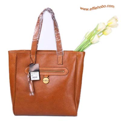 Mulberry Somerset Leather Tote Bag Oak