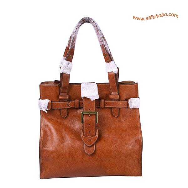 Mulberry Elgin Leather Tote Bag Oak