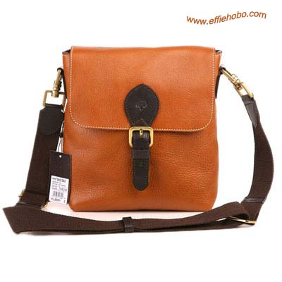 Mulberry Men's Albert Messenger Bag Oak