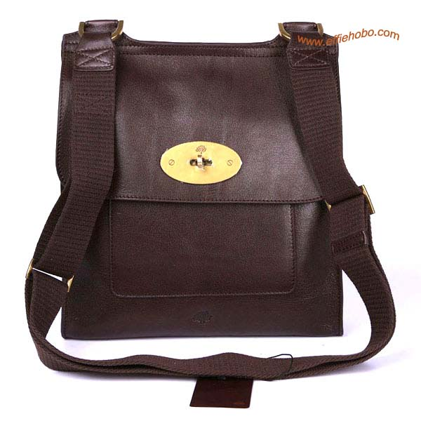 Mulberry Men's Antony Messenger Bag Brown