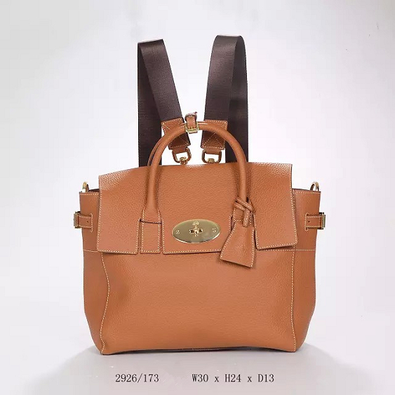 2014 Autumn/Winter Mulberry Cara Delevingne Bag Oak Natural Leather