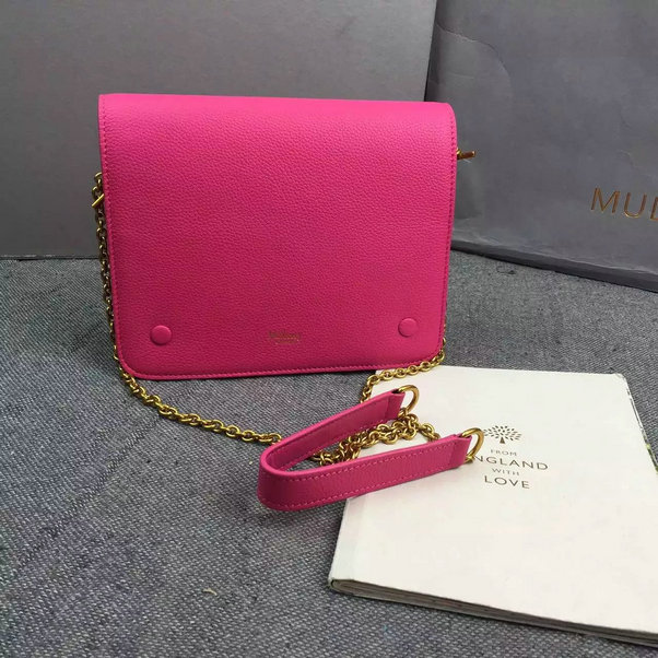 2016 Autumn/Winter Mulberry Clifton Crossbody Bag in Candy Grainy Leather
