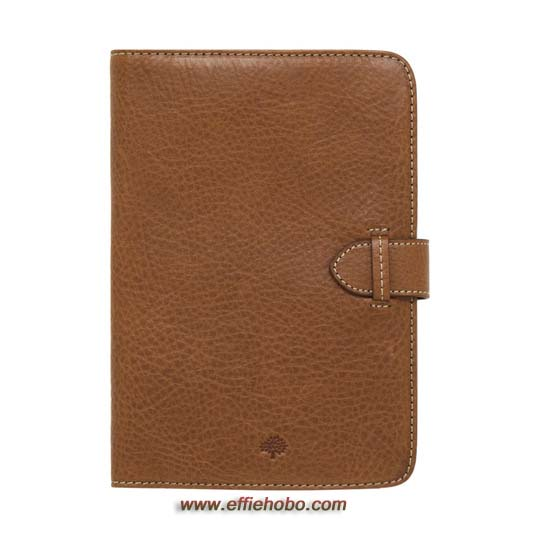 Mulberry Kindle Case Oak Natural Leather