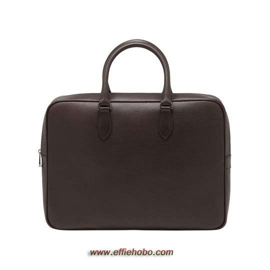Mulberry Tony Chocolate Hand Rolled