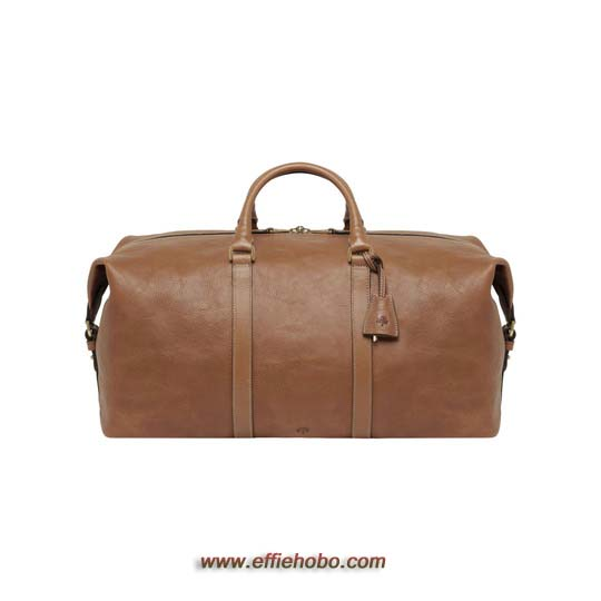 Mulberry Small Clipper Oak Natural Leather