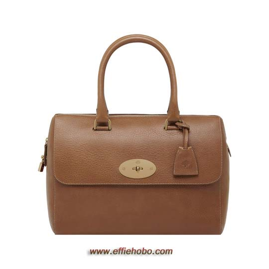 Mulberry Del Rey Oak Natural Leather