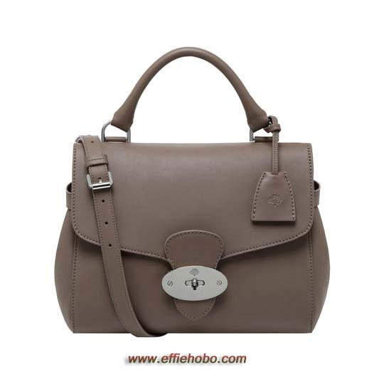 Mulberry Primrose Taupe Silky Classic Calf