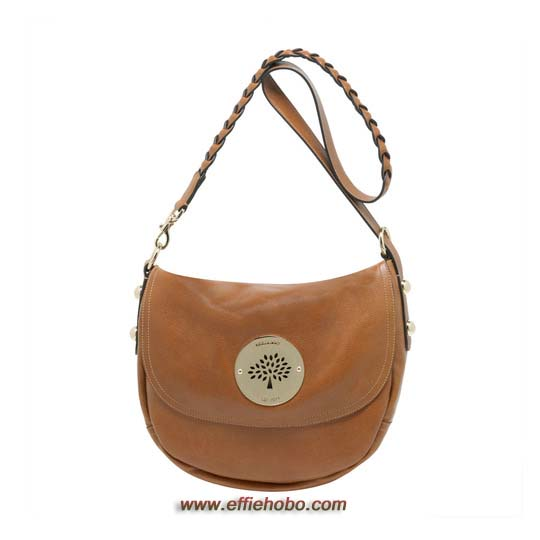 Mulberry Daria Satchel Oak Soft Spongy