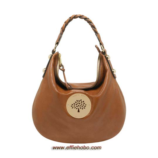Mulberry Daria Medium Hobo Oak Soft Spongy