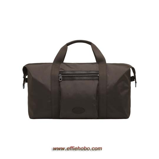 Mulberry Henry Gym Bag Mole Textured Nylon